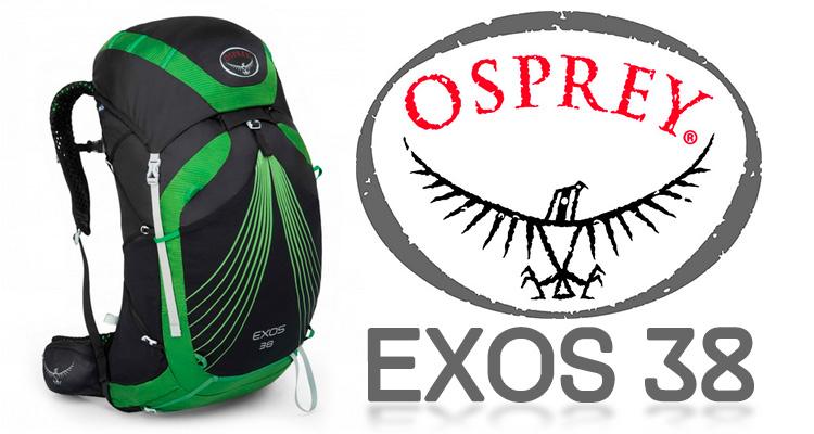 Mochila Osprey EXOS 38