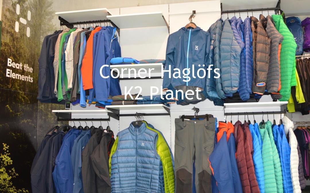 Nuevo Corner de Haglöfs