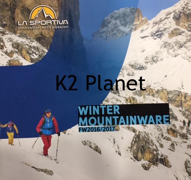 La Sportiva en K2 Planet