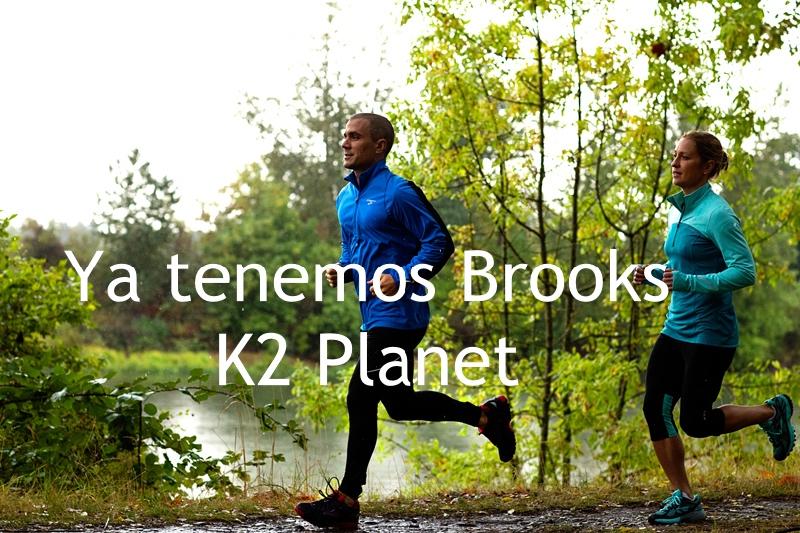 ¡Ya tenemos Brooks!