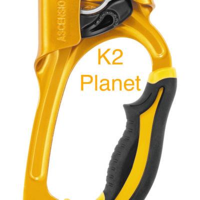 Ascensión Petzl_ K2 Planet 2