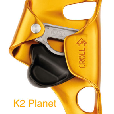 Croll Petzl_ K2 Planet 2