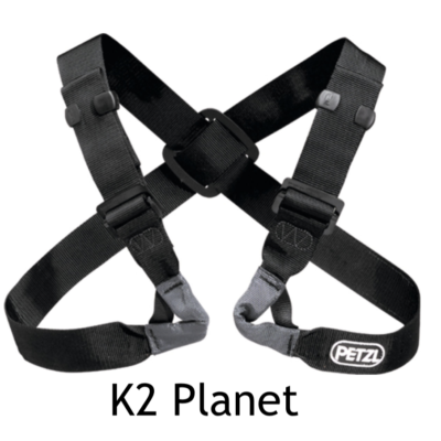 Voltige Petzl_ K2 Planet