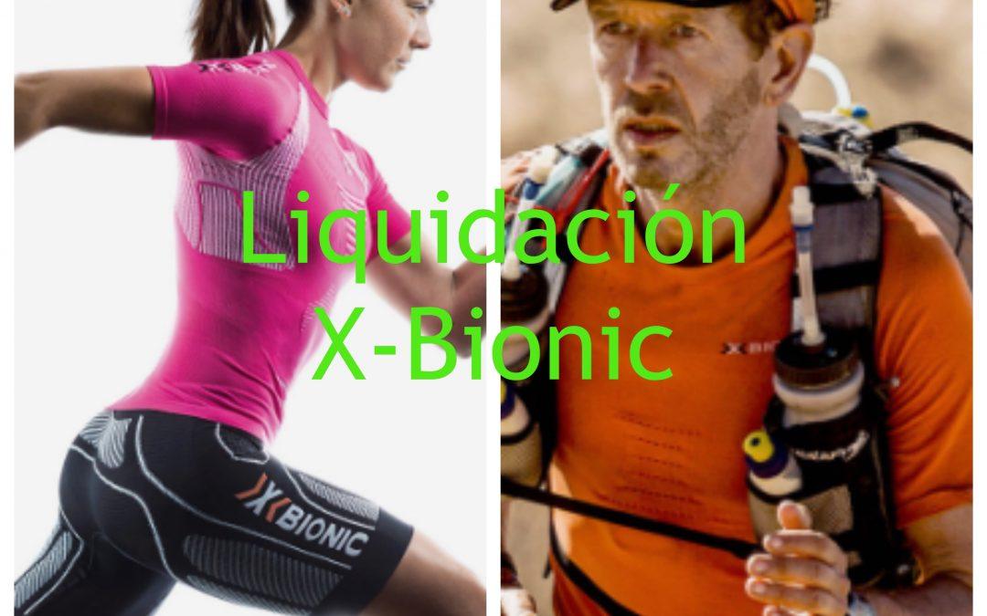 Liquidación X-Bionic