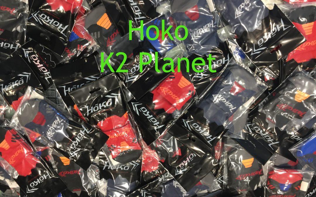 Hoko y K2 Planet