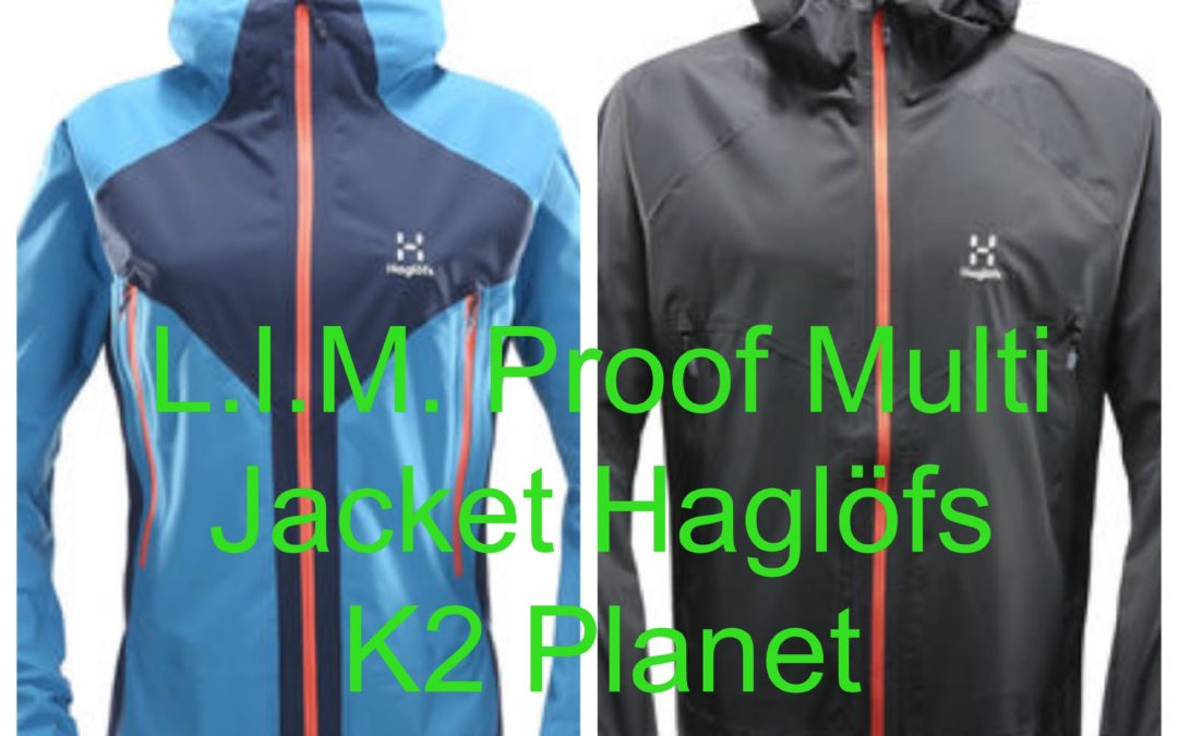 L.I.M. Proof Multi Jacket Haglöfs