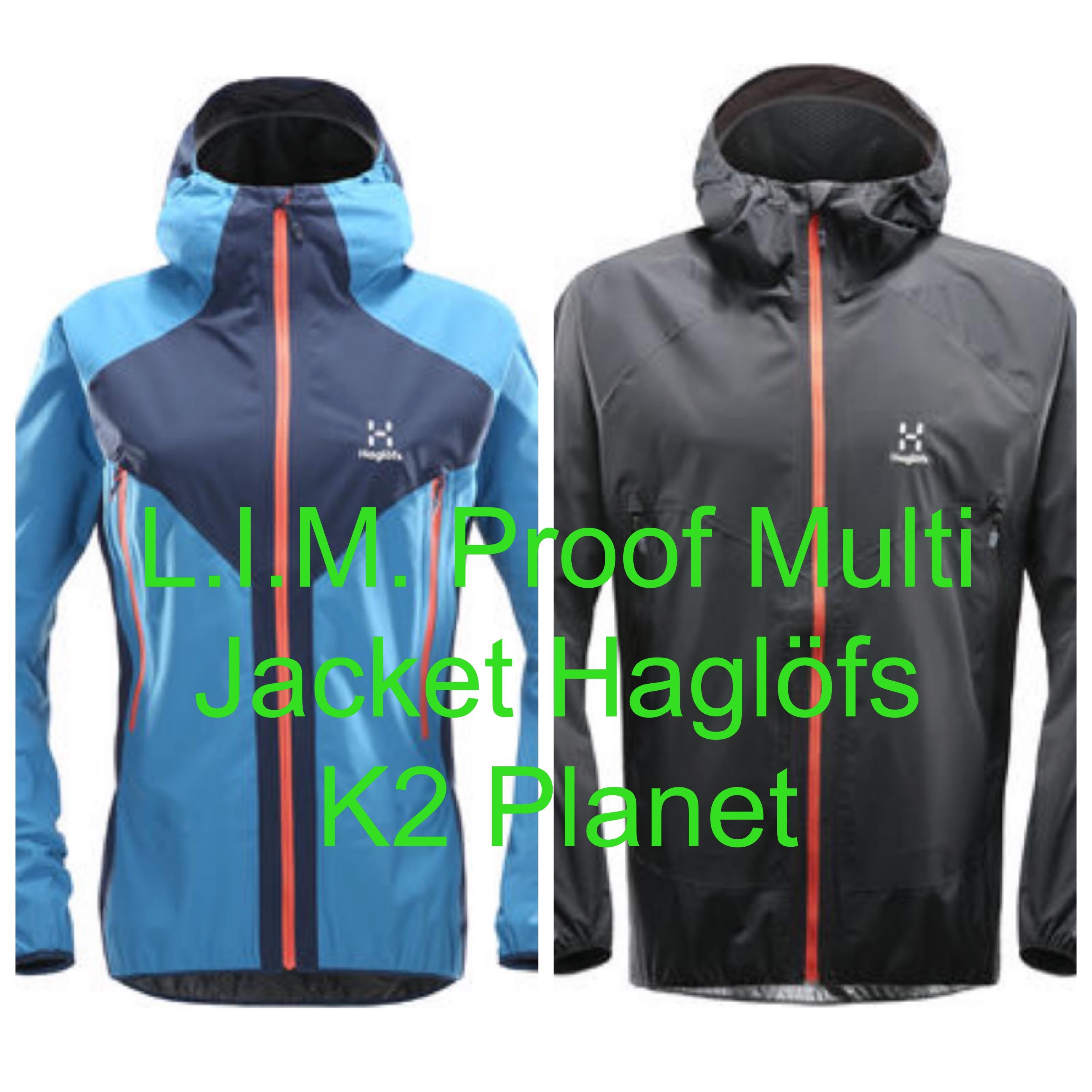 L.I.M. Proof Multi Jacket Haglöfs