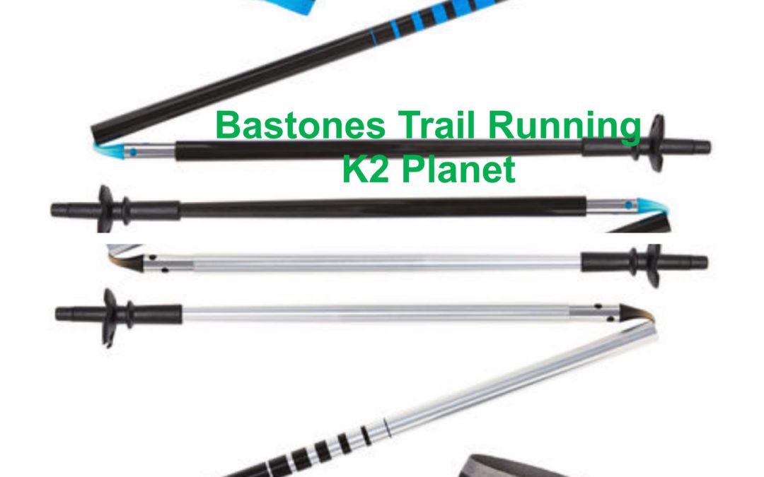 Bastones de Trail Running