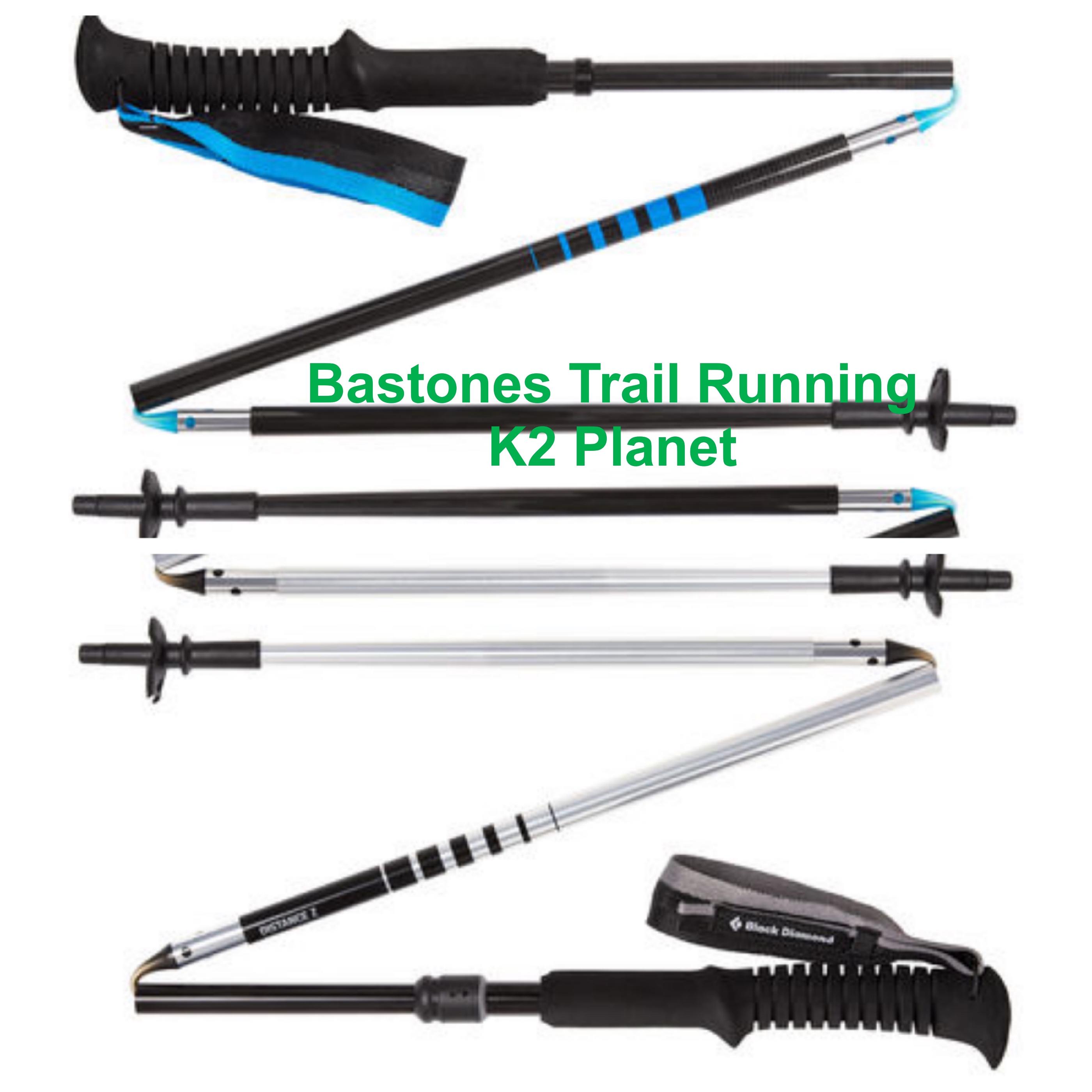 Bastones de Trail Running