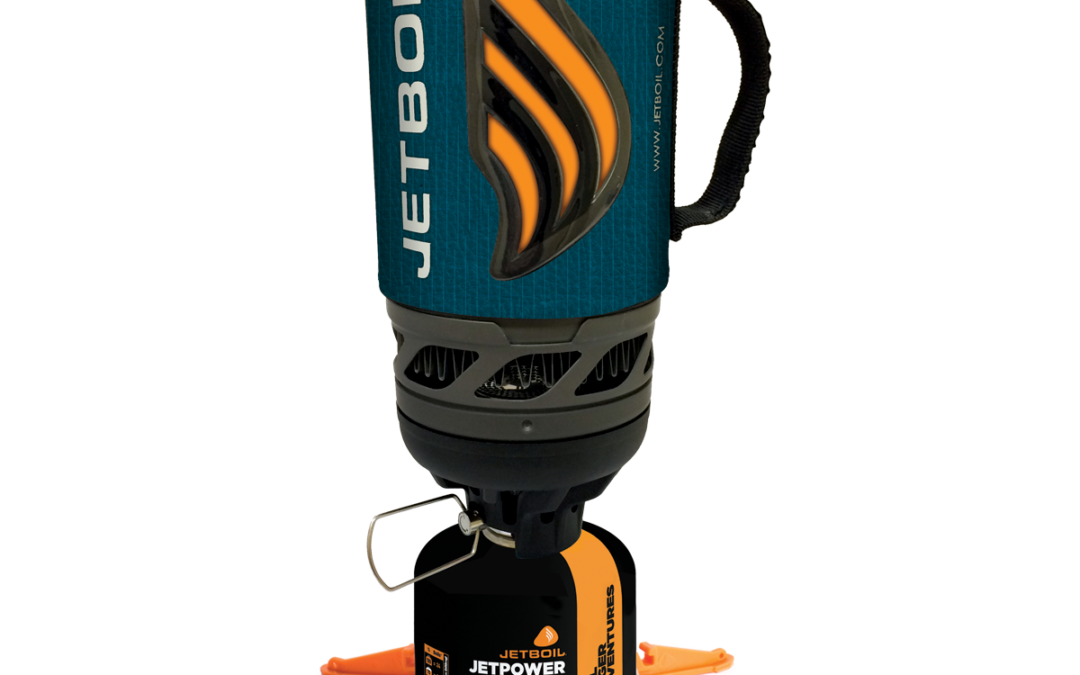 Jetboil Flash en K2 Planet