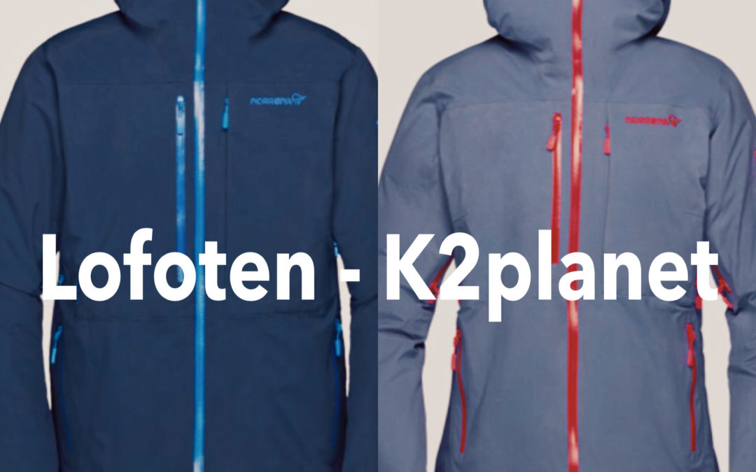 Lofoten Gore-Tex Insulated Jacket de Norrona