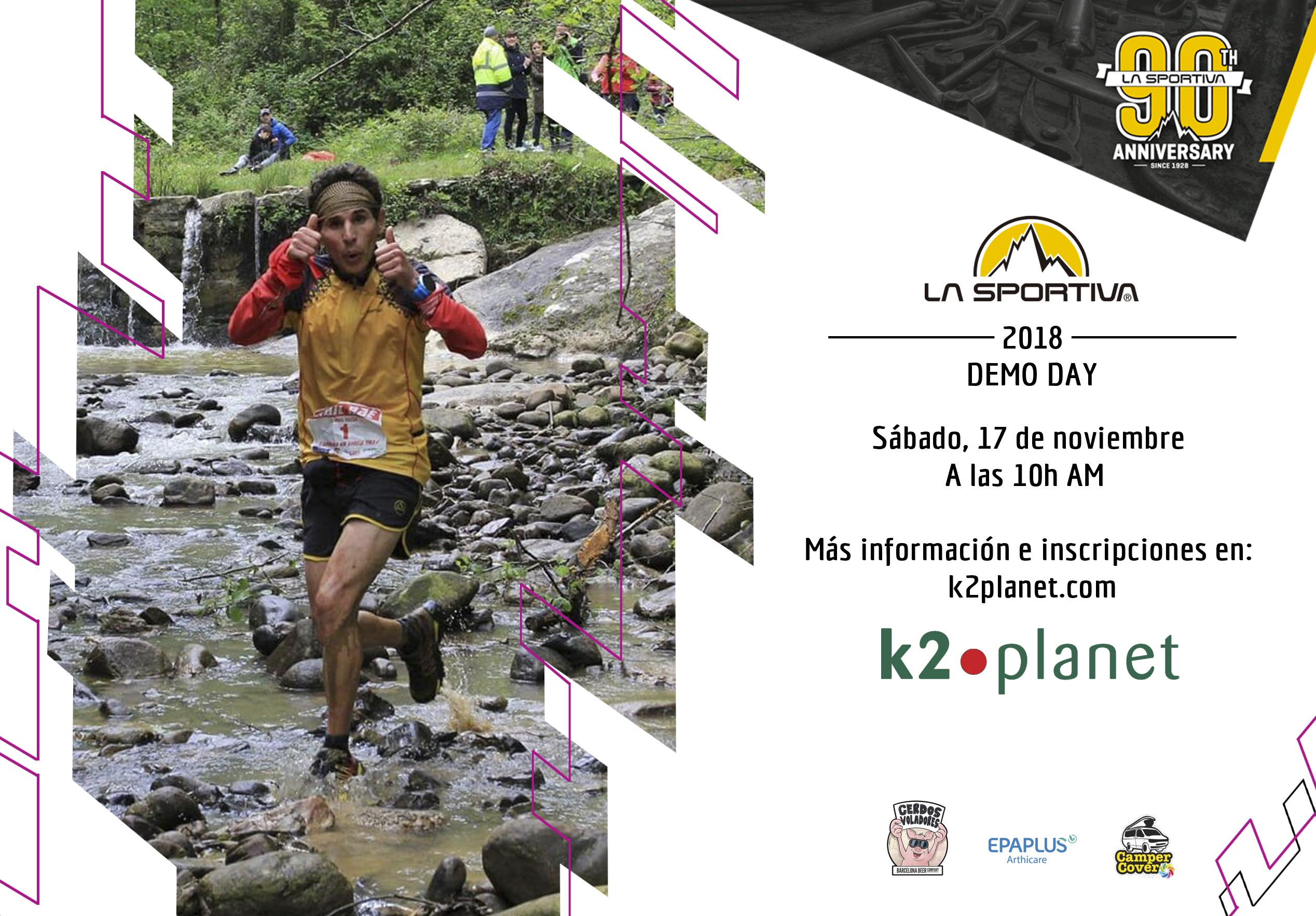 Test La Sportiva en K2 Planet