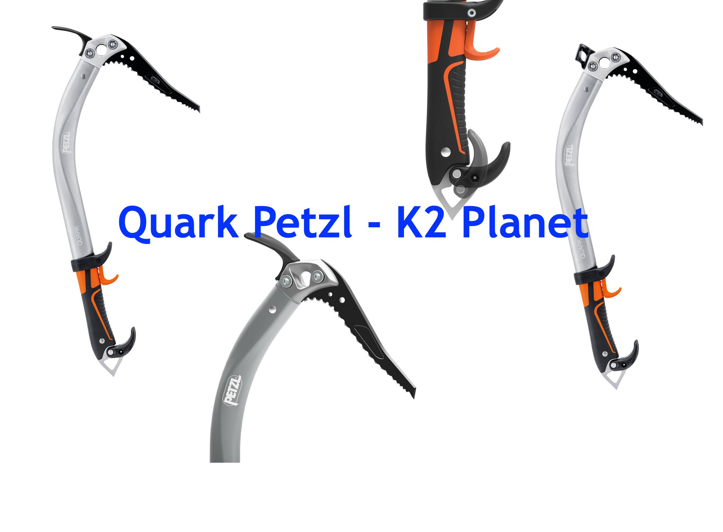 Nuevos Quark Petzl – K2 Planet