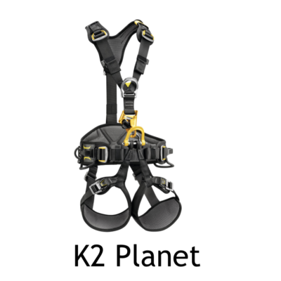 Astro Bod Fast Petzl_ K2 Planet
