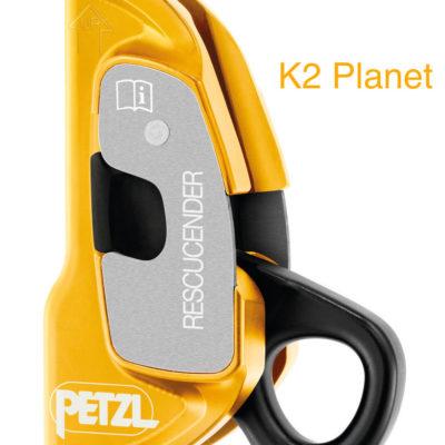 Rescucender Petzl_ K2 Planet 2