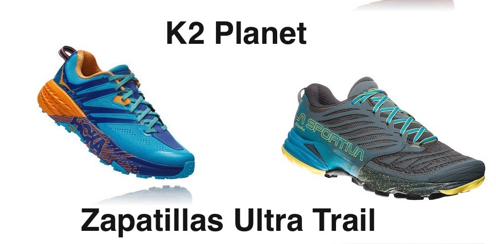 Zapatillas Ultra Trail