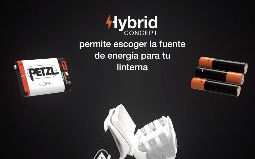 Petzl Hybrid Concept
