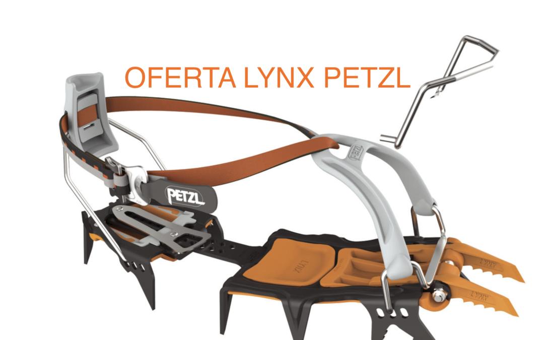 Oferta Crampones Lynx Petzl