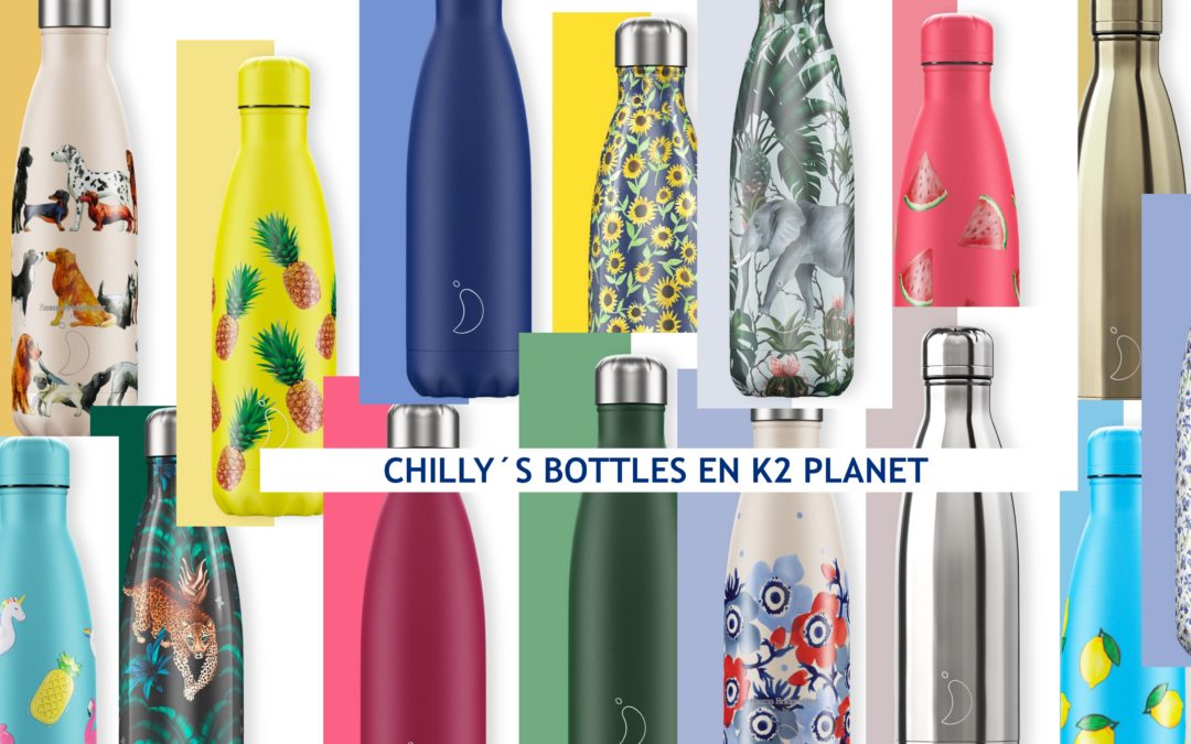 Chilly´s Bottles en K2 Planet