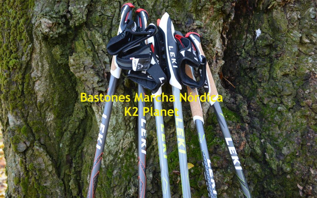 Bastones de Nordic Walking