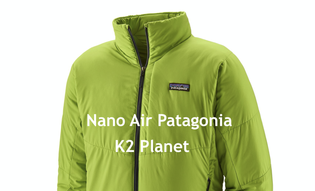 Chaqueta Nano Air de Patagonia
