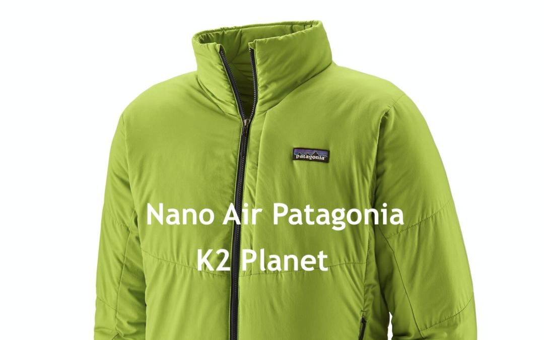 Chaqueta Nano Air Patagonia en  K2 Planet