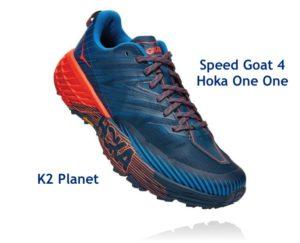 Zapatillas Hoka One One Speed Goat 4