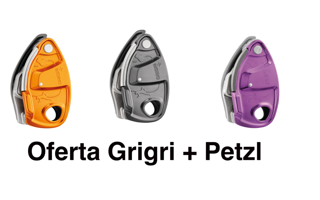 Grigri + Petzl Oferta