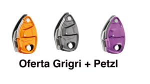 Oferta Grigri+ Petzl
