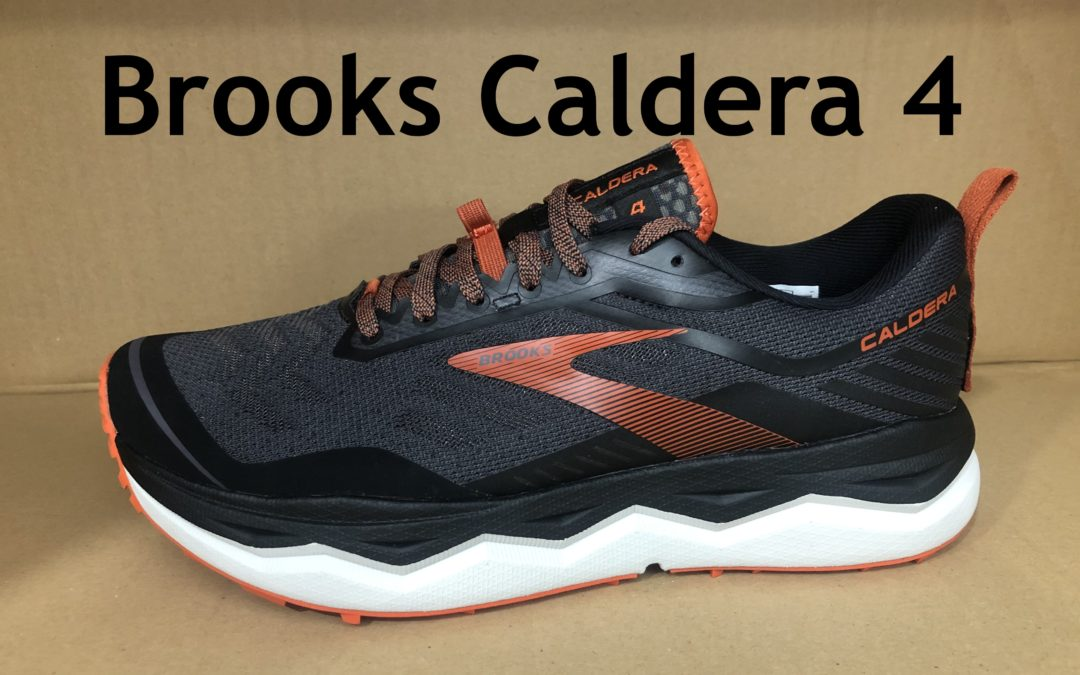 Zapatillas Brooks Caldera 4
