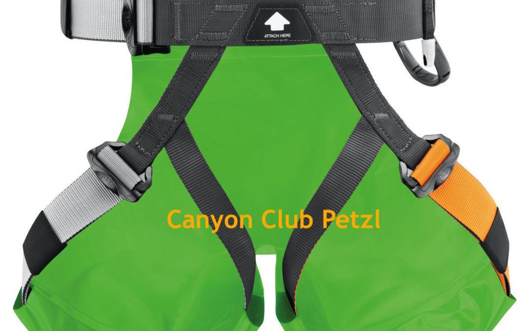 Canyon Club Petzl