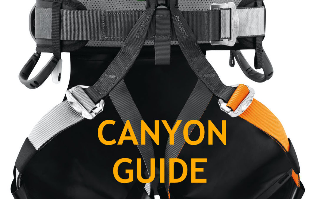 Canyon Guide Petzl