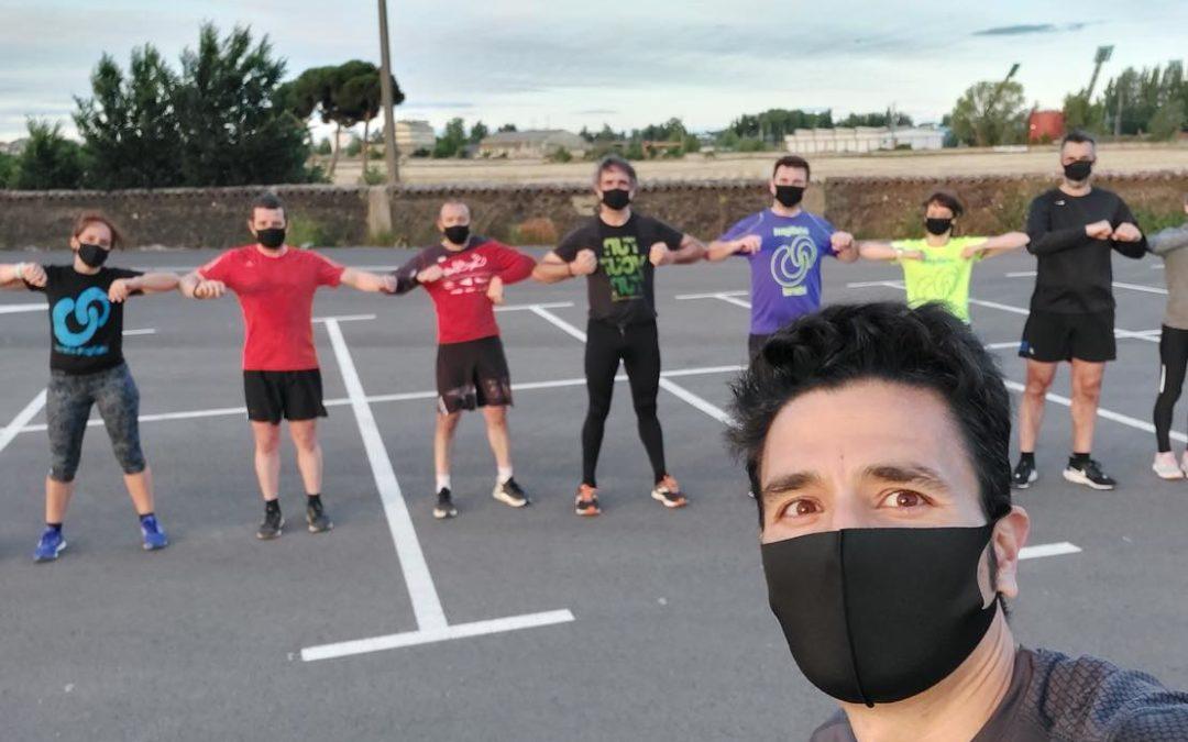 El uso de mascarilla aumentará tu rendimiento, por Miguel Ángel Rabanal.