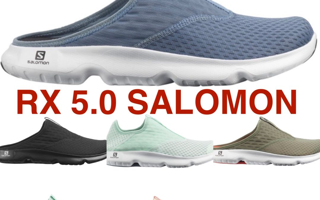 Nuevas RX Salomon
