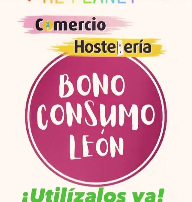 Bonos al Consumo Ciudad de León Nueva edición